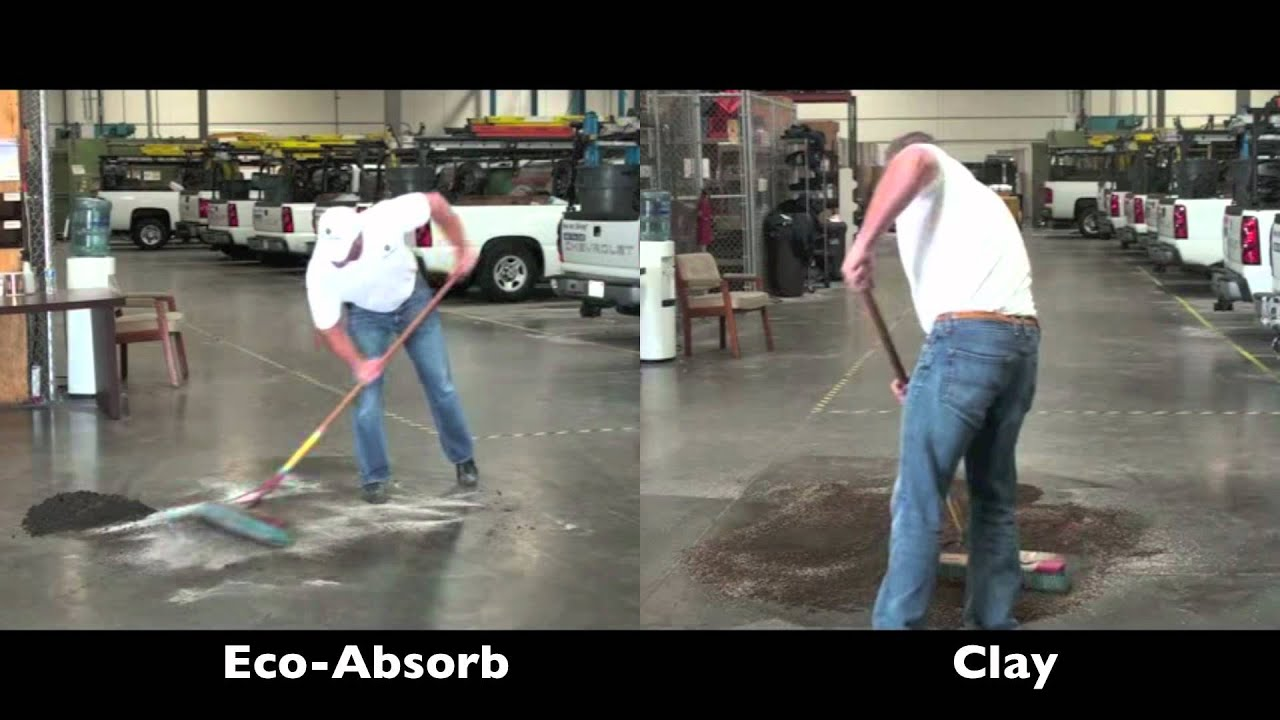 How To Clean Up An Oil Spill HD Version  YouTube