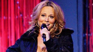 Mariah Carey - Songs She Never Performed Until AFTER Their Era!