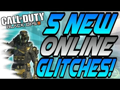 (3/31/16) 5 NEW BO3 Multiplayer Glitches! - Skyjacked Glitch, High Ledges (Black Ops 3/BO3 Glitch)
