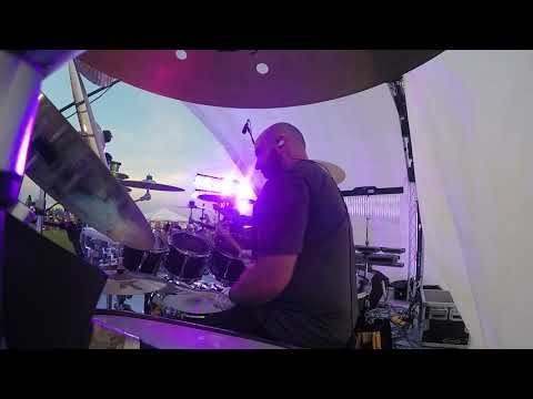 Adam Parker Drums - Where Are You Going with Dave Matthews Tribute Band - 7419