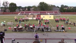 hart county marching band finals performance at ballard bruin classic 9 24 16