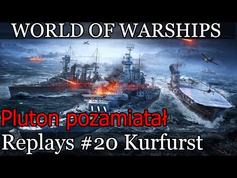 Grosser Kurfurst 266K DMG - World of Warships (Wows) replays #20