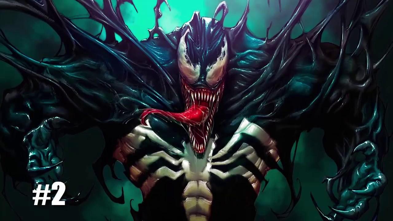 Download Marvel Live Wallpapers Venom For Your Desktop Windows Pc Youtube