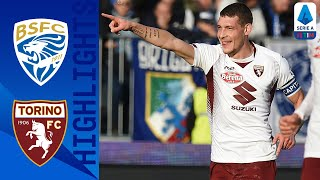 Brescia 0-4 Torino | Belotti and Berenguer Each Score Twice in Dominant Win! | Serie A