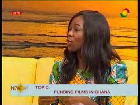 New Day Discuss The Funding of Films in Ghana - 12/12/2013