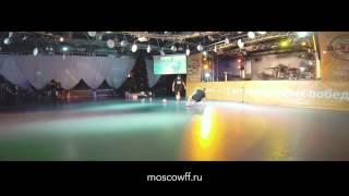 Футбольный фристайл | Выступление в Ролл-Холл | MOSCOWFF
