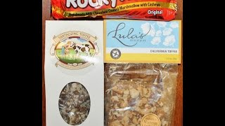 From California: Tantalizing Toffee, Lula's Chocolates & Annabelle's Rocky Road Review