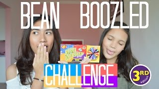 bean boozled challenge bahasa indonesia   zahra and paula