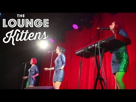 The Lounge Kittens - The Day(s) We Played Glastonbury 2014