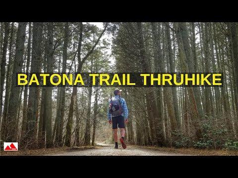 Batona Trail Thruhike - Backpacking In New Jersey!