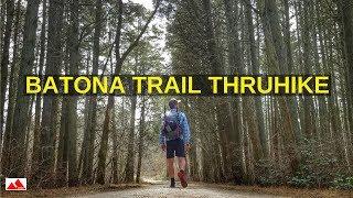 Batona Trail Thruhike - Bąckpacking in New Jersey!