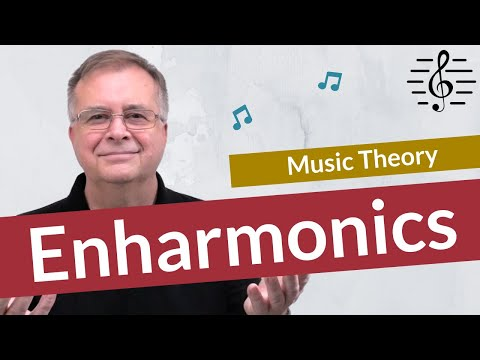 Enharmonics (Why We Sometimes See E#, Fb, B# And Cb) - Music Theory