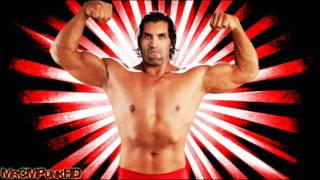 "WWE: The Great Khali Theme ""Dan.Ngar"" [CD Quality + Download Link]"