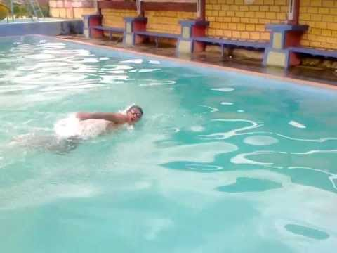 Timnas U23 Indonesia Swimming Part 2