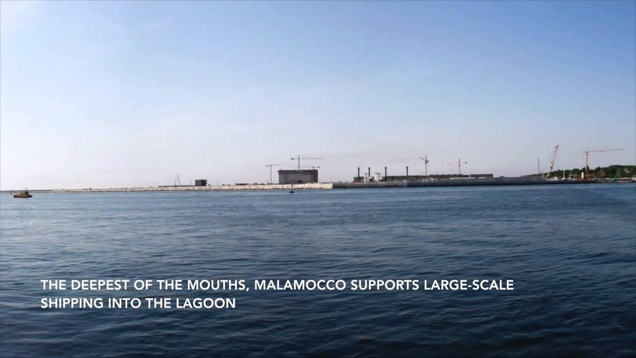 MOSE: Human Intervention in the Venetian Lagoon