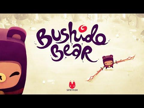 Bushido Bear (by Spry Fox LLC) - iOS / Android - HD Gameplay Trailer