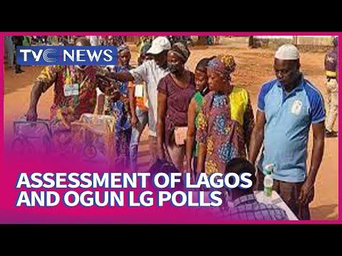 [THIS MORNING] Assessment Of Lagos And Ogun LG Polls