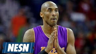 Kobe Announces Retirement In Poem On Players