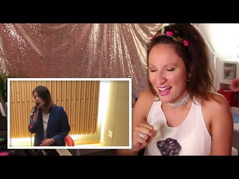 Vocal Coach REACTS To AILEE-I WILL GO TO YOU LIKE THE FIRST SNOW