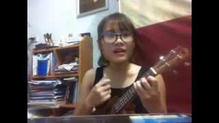 Nắng vàng, biển xanh và anh - my everything ukulele