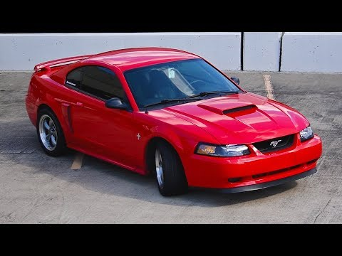 2003 Mustang V6 New-Edge | Car Review