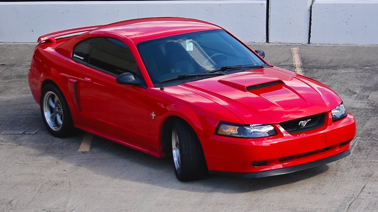 Review Mustang New-edge 2003 V6 Car