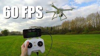 Xiaomi Mi Drone 4k 60FPS Flight