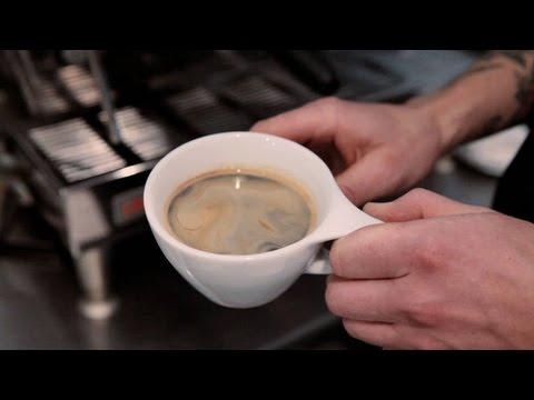 How to Make an Americano | Perfect Coffee
