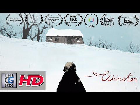 """**Award Winning** CGI 3D Animated Short  Film:  """"Winston""""  …"""
