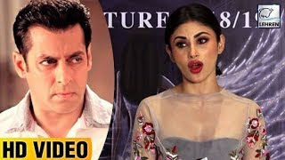 Mouni Roy REVEALS Salman Khan Had No Role To Play In Her Bollywood Debut   LehrenTV