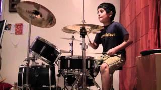 Baixar Raghav 6 Year old drummer - Wanton Song by Led Zeppelin Drum Cover