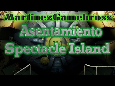 Spectacle Island - Asentamiento - Fallout 4