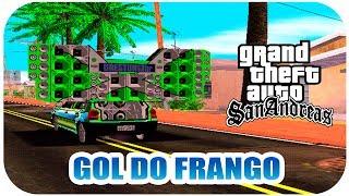🎵 🎶 MOD NOVA PINTURA GOL DO FRANGO GTA SA PC ♦ DOWNLOAD