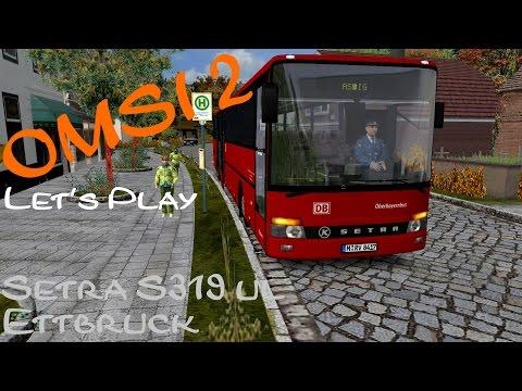 OMSI 2 Ein Ettbrucker' Setra S319 UL im herbstlichen Überland ☆ Let's Play OMSI 2