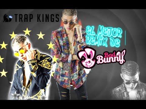 """el-mejor-mix-de-todas-las-canciones-de-""""bad-bunny""""-!!!"""