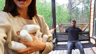 Why One Family is Hoarding Hand Soap and Porch Swings!