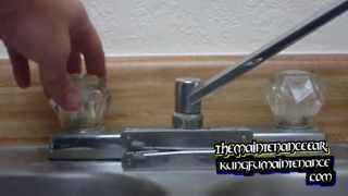 How To Replace A Tired Kitchen Faucet
