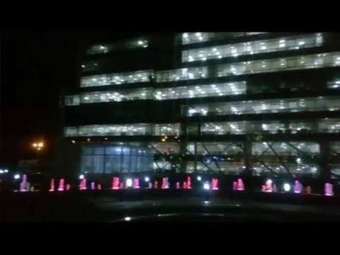 HCL TECHNOLOGIES, SECTOR 126, NOIDA AT NIGHT