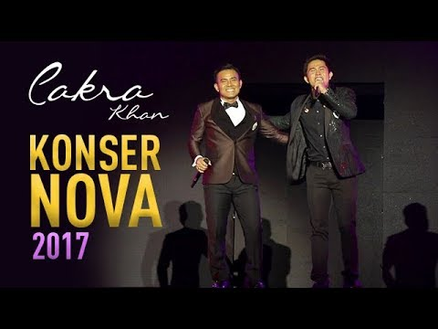CAKRA KHAN | Konser Nova Malaysia #CakraKhanUpdate