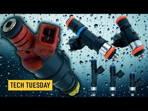 Fuel Injectors - Is Bigger Really Better? | TECH TUESDAY |
