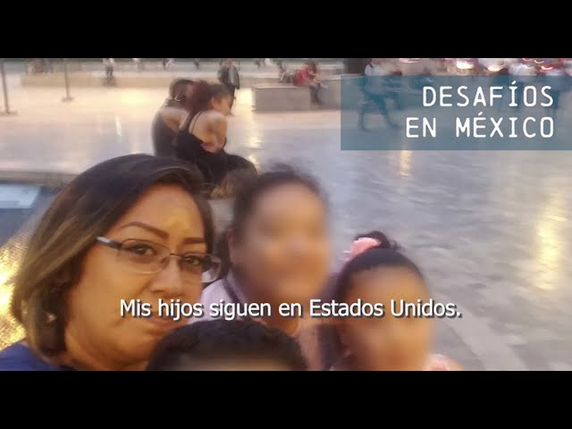 Desafiando Fronteras | Historia de María