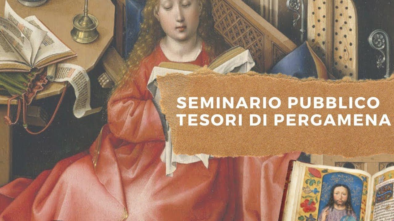 """Prof. Leonardo Magionami """"Fuori dal testo"""": note di possesso e altri indizi nei codici"""