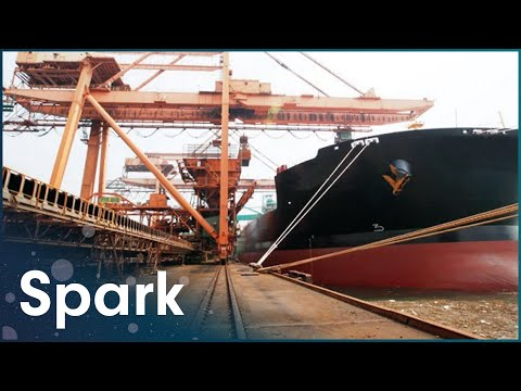 How This Port Became The Largest Loading Port In Australia | Port Hedland | Spark