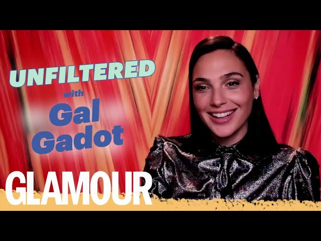 Gal Gadot On 'Finding The Balance' Between Motherhood, Mental Health & Wonder Woman | GLAMOUR UK