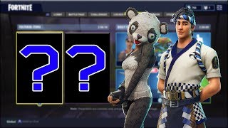 "Fortnite Item Shop Countdown | New ""Sushi Master"" AND ""Panda Team Leader"" Skins 