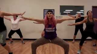 #thatPOWER - will.i.am ft. Justin Bieber Zumba with Mallory HotMess