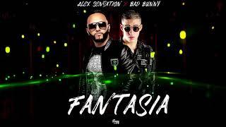 Fantasía - Bad Bunny Ft  Alex Sensation  (Audio)