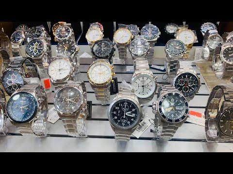 Brand- অরজিনাল বিভিন্ন ব্যান্ডের অরজিনাল ঘড়ির কালেকশন ওদাম |Watch Collection And Price
