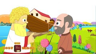 Book Of Genesis I Book of Genesis I Animated Children's Bible Stories| Holy Tales Bible Stories