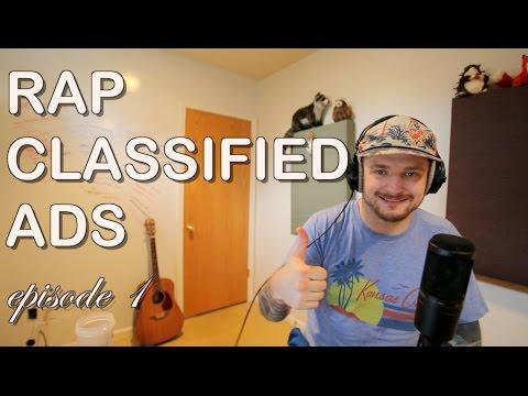 Rap Classified Ads (Craigslist Rap)